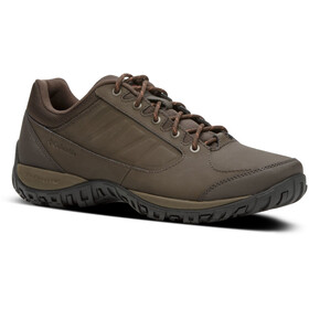 Columbia Ruckel Ridge Schoenen Heren, cordovan/rusty